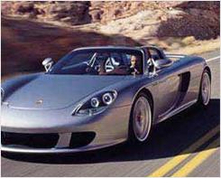 保时捷Carrera GT